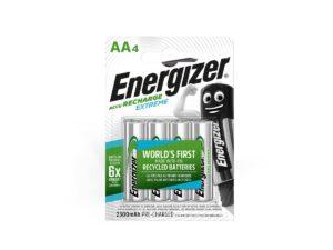 Energizer Extreme 2300mAh AA-akku 4kpl