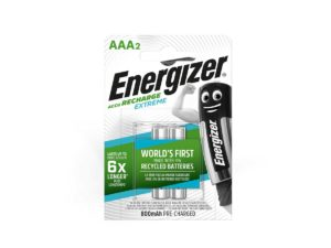 Energizer Extreme Eco 2300mAh AAA-akku 2kpl