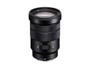 Sony E 18–105 mm F4 G OSS