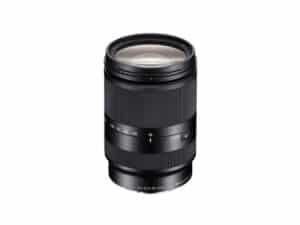 Sony E 18-200mm F3.5-6.3 OSS LE