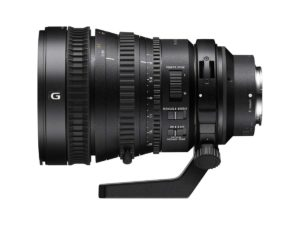 Sony FE PZ 28–135mm F4 G OSS