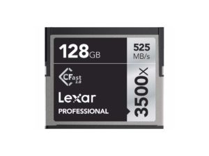 Lexar Pro 3500X Cfast 256gb