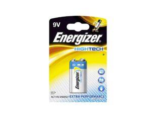 Energizer 6LR61 9V Hightech alkali