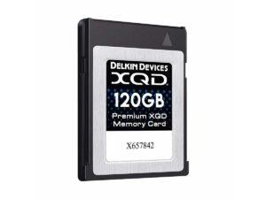 Delkin XQD 120GB muistikortti
