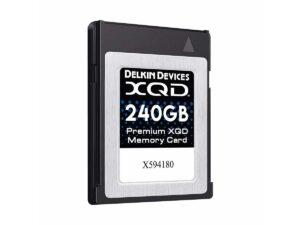 Delkin XQD 240GB muistikortti