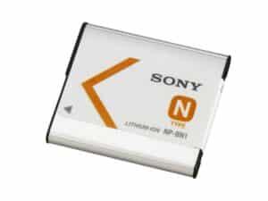 Sony NP-BN1 akku digitaalikameraan