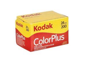 Kodak ColorPlus 200 värifilmi