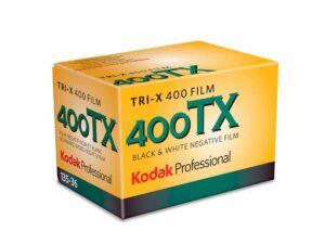 Kodak Professional Tri-X 400/36