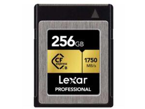 Lexar Pro 256gb CFexpress