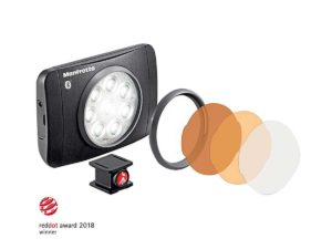 Manfrotto Lumimuse 8 LED valo