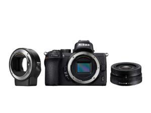 Nikon Z50 16-50-FTZ kit