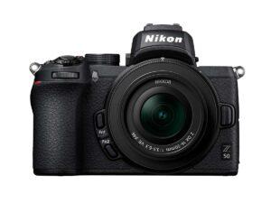 Nikon Z50 16-50mm kit