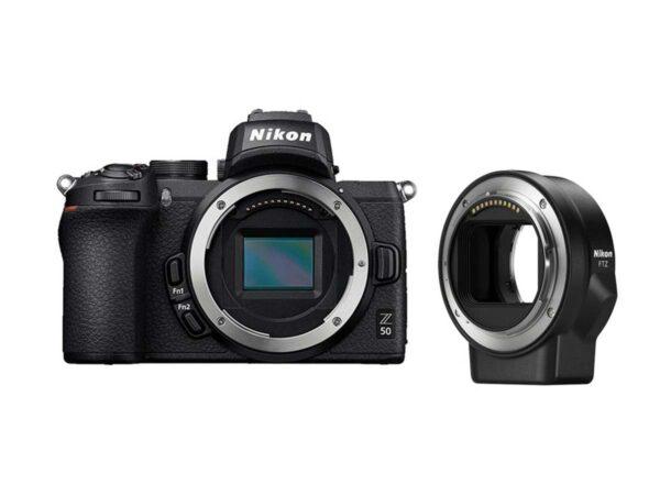 Nikon-Z50-FTZ-kit