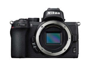 Nikon-Z50-runko