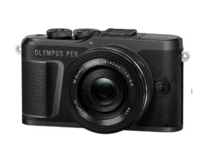 Olympus-PEN-E-PL10-kit-musta