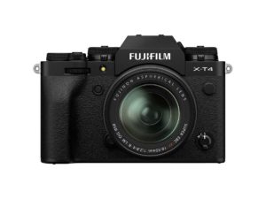 Fujifilm X-T4 18-55mm Kit