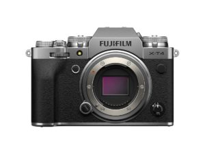 Fujifilm X-T4 runko hopea