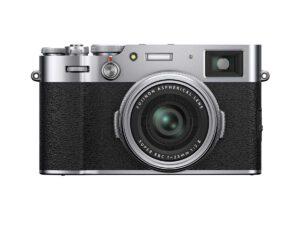 Fujifilm X100V hopea