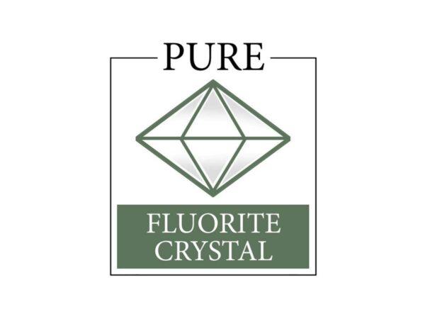Pure Fluorite Crystal