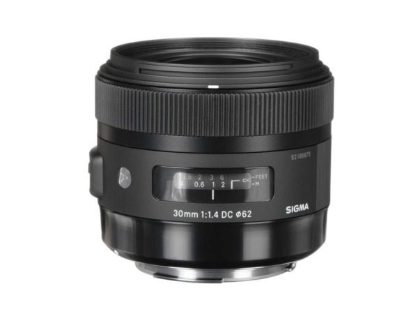 Sigma 30mm f1.4 A DC HSM