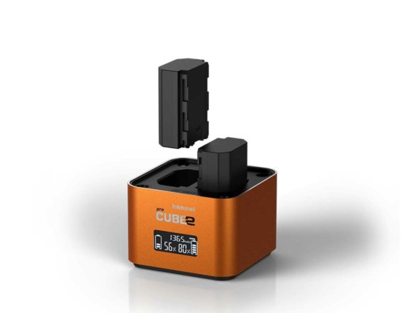 Hähnel ProCube 2 Twin Charger Sony