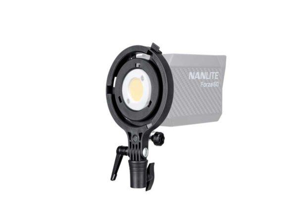 Nanlite Bowens Adaptor For Forza 60