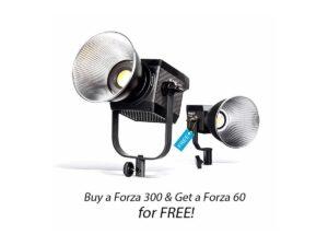Nanlite Forza 300 kampanja