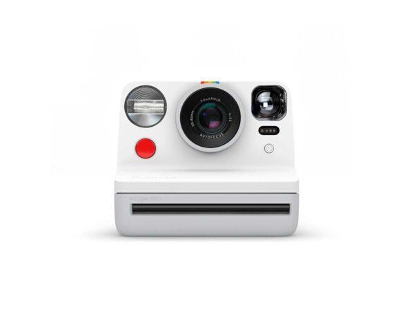 Polaroid Now pikakamera, valkoinen