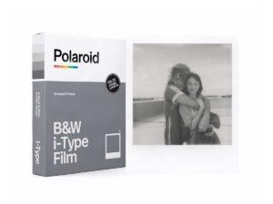 Polaroid mustavalkofilmi I-type