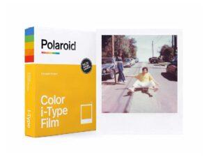 Polaroid värifilmi I-type