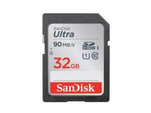 SanDisk Ultra 32gb SDHC 90MB