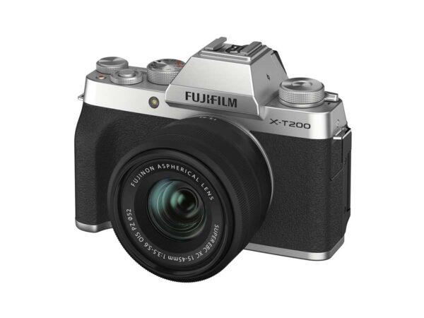 Fujifilm X-T200 silver