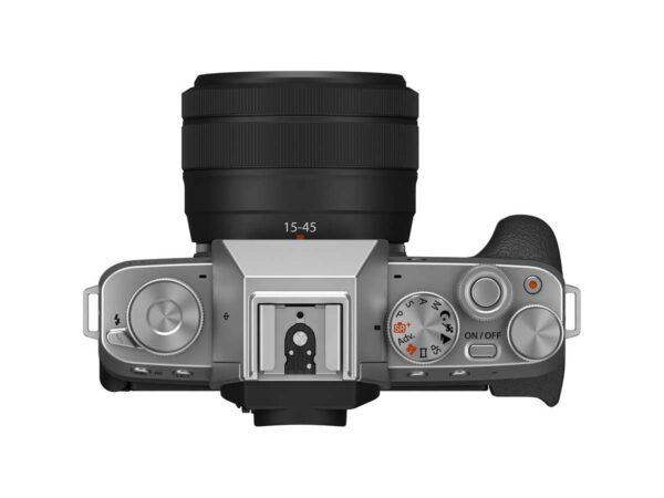 Fujifilm X-T200 päältä