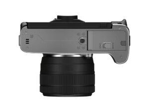 Fujifilm X-T200 pohja