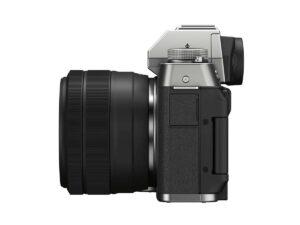 Fujifilm X-T200 vasen sivu