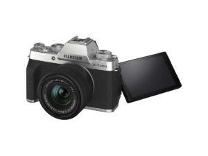 Fujifilm X-T200 kääntyvä näyttö