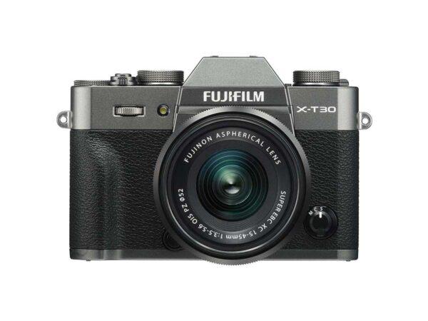 Fujifilm X-T30-XC 15-45mm harmaa
