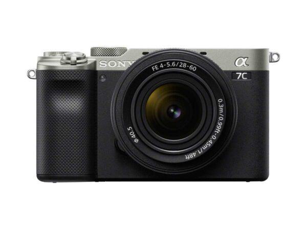 Sony A7c + 28-60mm kit, hopea