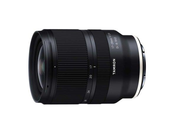 Tamron 17-28mm F2.8 DI III RXD Sony E