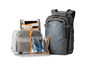 Lowepro-Highline-BP-300-AW-harmaa