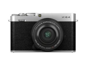 Fujifilm X-E4 27mm kit hopea