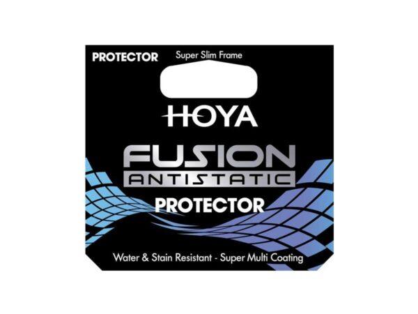Hoya Fusion Antistatic Protector pakkaus