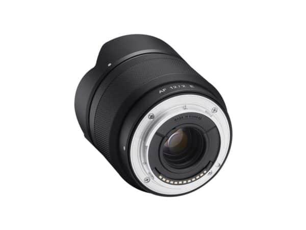 Samyang AF 12mm f2.0, Sony E