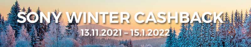 Sony Winter Cashback 2021