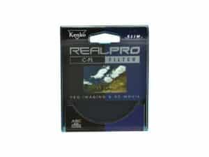 Kenko RealPro C-PL pyöröpolarisaatiosuodin